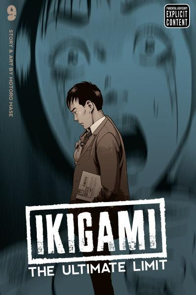 Ikigami - The Ultimate Limit 9 Volume 9