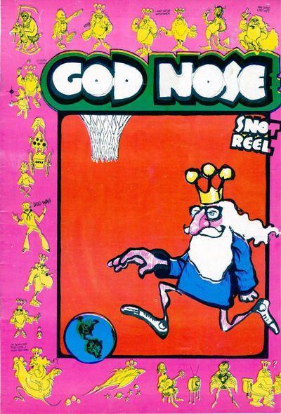 God Nose 1 God Nose