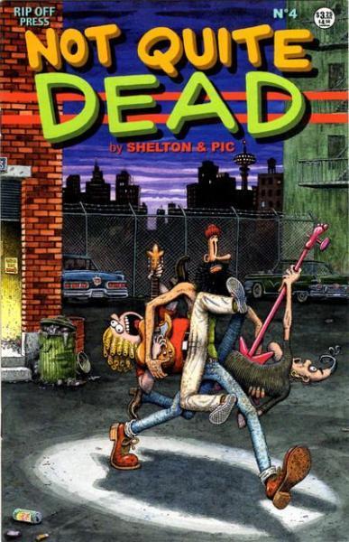 Not Quite Dead 4 No.4