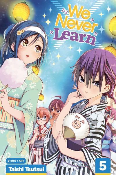 We Never Learn 5 Volume 5