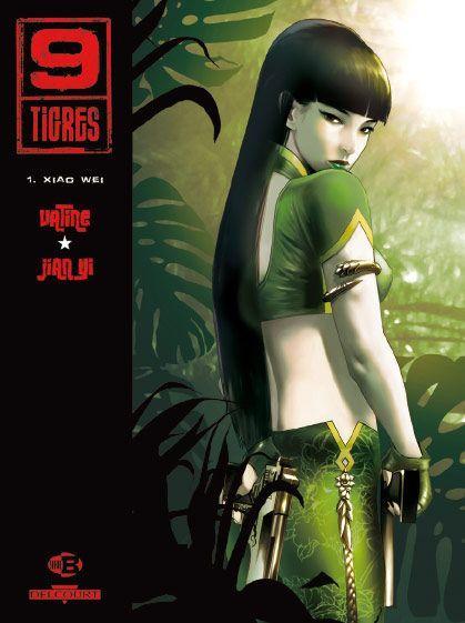 9 Tijgers 1 Xiao Wei