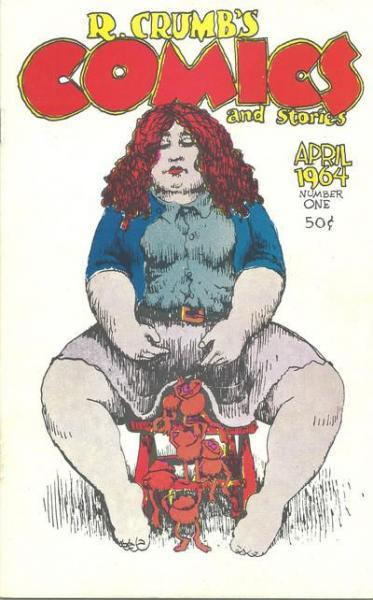 R. Crumb's Comics and Stories 1 R. Crumb's Comics and Stories
