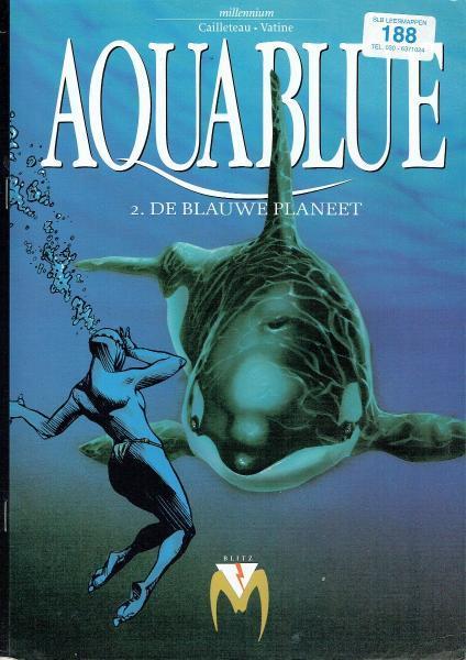 Aquablue 2 De blauwe planeet