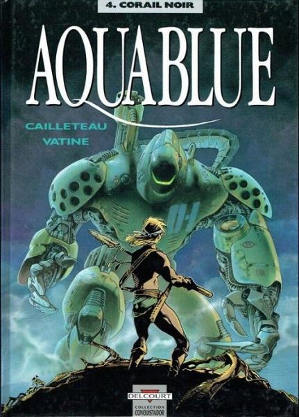 Aquablue 4 Corail noir