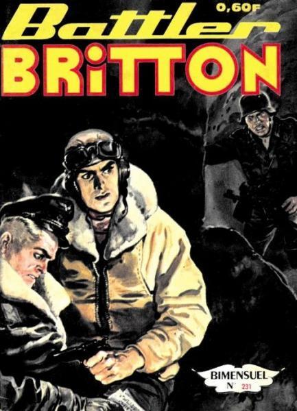 Battler Britton (Imperia) 231 Le renégat