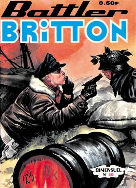 Battler Britton (Imperia) 232 Jet contre jet