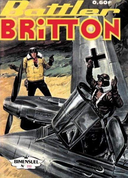 Battler Britton (Imperia) 233 Le nerf de la guerre