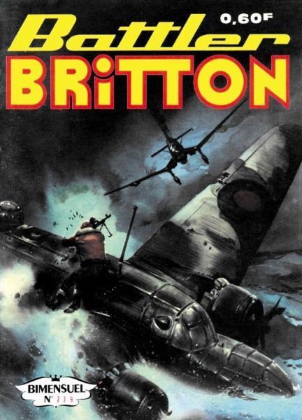 Battler Britton (Imperia) 239 Raid de jour