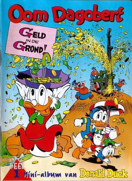 Donald Duck weekblad - 1996 (jaargang 45) S1 Oom Dagobert: Geld in de grond, deel 1
