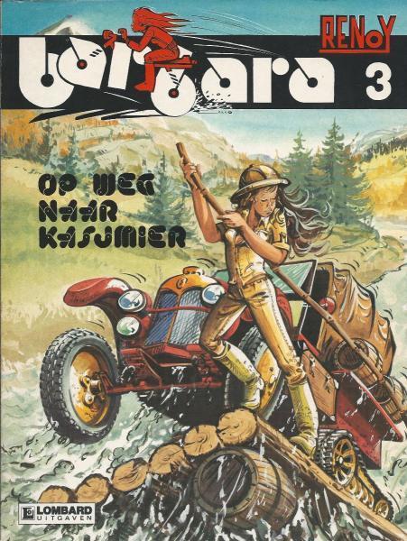 Barbara (Renoy) 3 Op weg naar Kasjmier