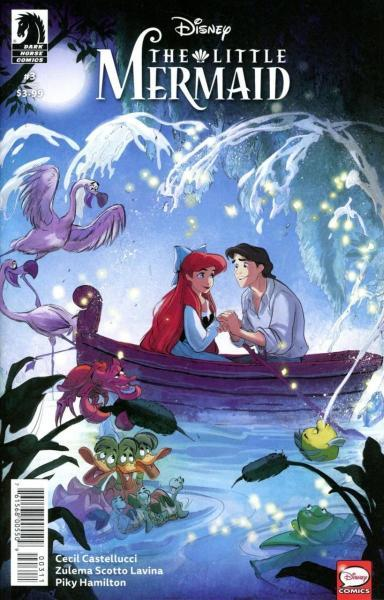 The Little Mermaid 3 Issue #3
