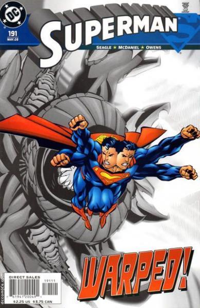 superman temp - te verplaatsen naar hoofdreeks A191 The American Way