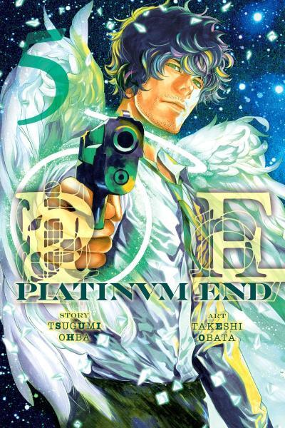 Platinum End 5 Volume 5