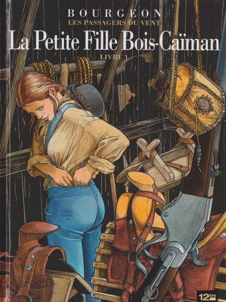 De kinderen van de wind 6 La petite fille Bois-Caïman - Livre 1