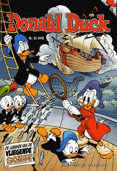 Donald Duck weekblad - 1998 (jaargang 47) 35 Nummer 35