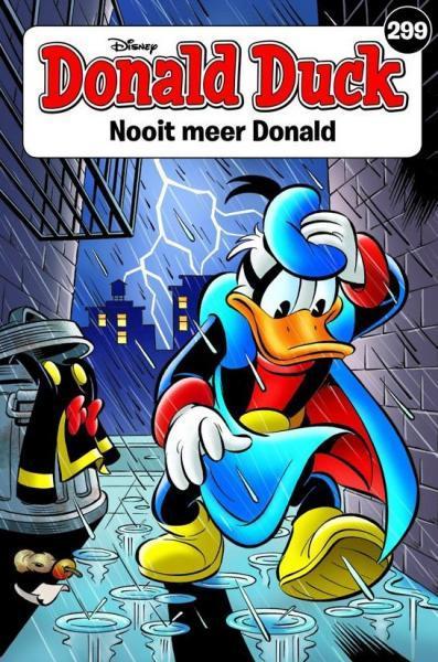 Donald Duck pocket (3e reeks) 299 Nooit meer Donald