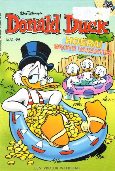 Donald Duck weekblad - 1998 (jaargang 47) 30 Nummer 30