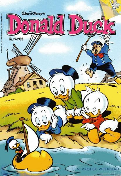 Donald Duck weekblad - 1998 (jaargang 47) 19 Nummer 19