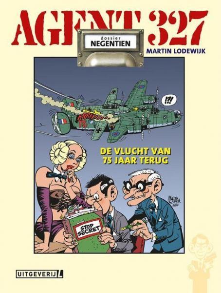 Agent 327 (Uitgeverij M/L) 19 De vlucht van 75 jaar terug