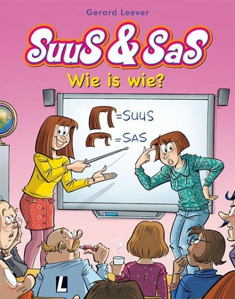 Suus & Sas 17 Wie is wie?