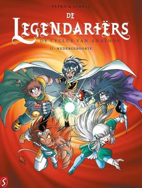 De legendariërs 12 Wedergeboorte
