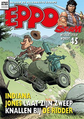 Eppo - Stripblad 2020 (Jaargang 12) 7 Nummer 7