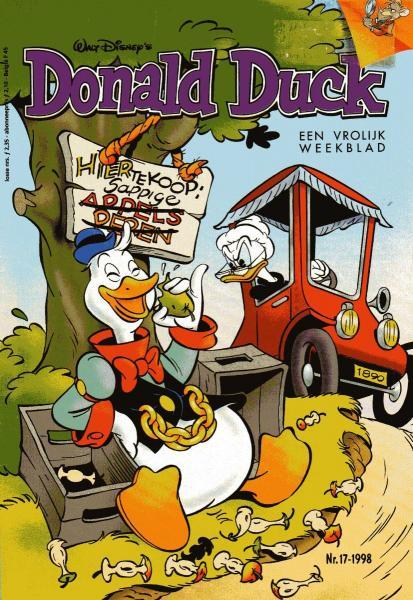 Donald Duck weekblad - 1998 (jaargang 47) 17 Nummer 17