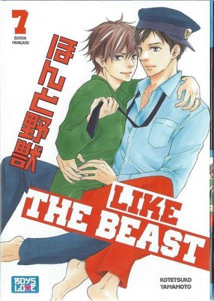 Like the beast 7 Tome 7