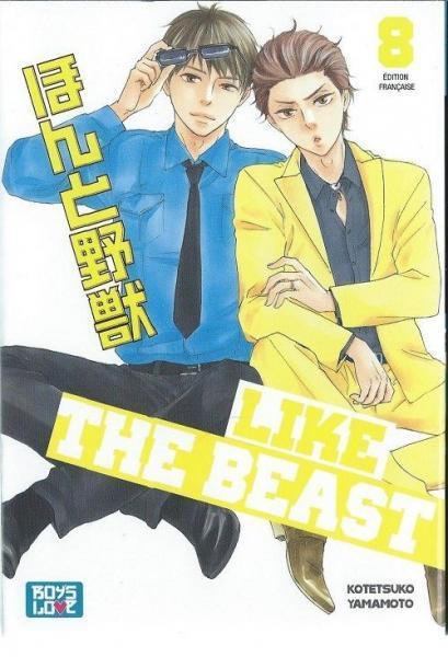 Like the beast 8 Tome 8