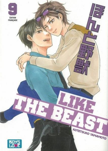Like the beast 9 Tome  9