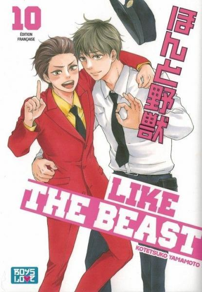 Like the beast 10 Tome 10