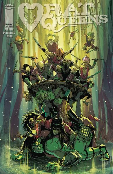 Rat Queens A21 Issue #21