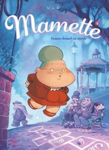 Mamette 4 Tussen hemel en aarde