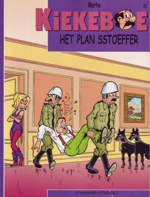 De Kiekeboes 25 Het plan Sstoeffer