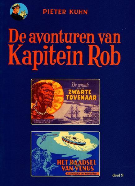 Kapitein Rob (Paul Rijperman) 9 De wraak van de Zwarte Tovenaar / Het raadsel van Venus