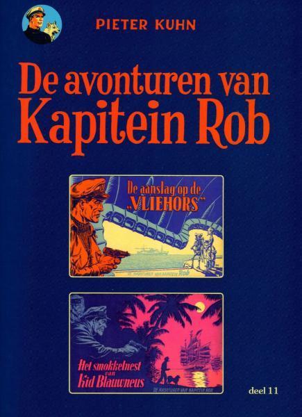 Kapitein Rob (Paul Rijperman) 11 De aanslag op de