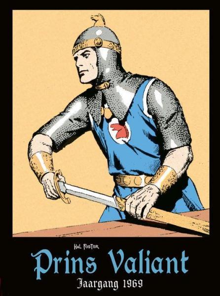 Prins Valiant (Silvester) 33 Jaargang 1969