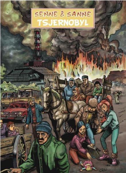 Senne & Sanne 5 Tsjernobyl