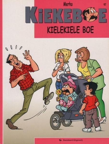 De Kiekeboes 97 Kielekiele Boe