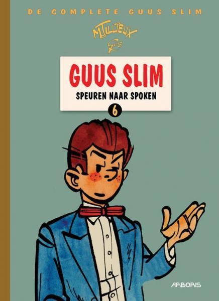 De complete Guus Slim 6 Speuren naar spoken