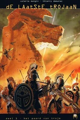 De laatste Trojaan 1 Het paard van Troje