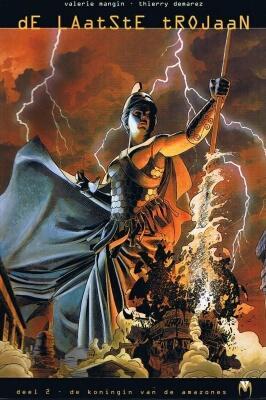 De laatste Trojaan 2 De koningin van de Amazones
