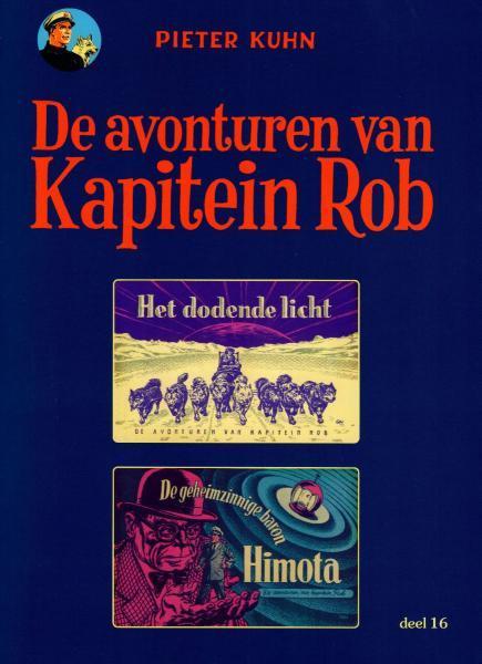 Kapitein Rob (Paul Rijperman) 16 Het dolende licht / De geheimzinnige baron Jimota