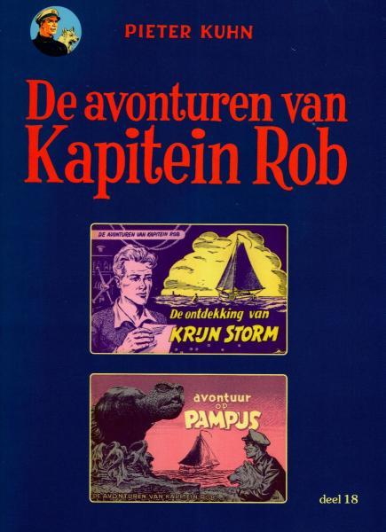 Kapitein Rob (Paul Rijperman) 18 De ontdekking van Krijn Storm / Avontuur op Pampus