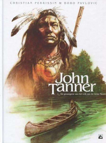 John Tanner 1 De gevangene van het volk van de Grote Meren