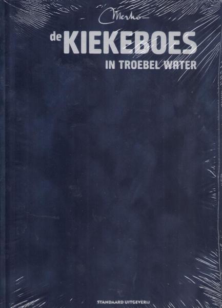 De Kiekeboes 155 In troebel water