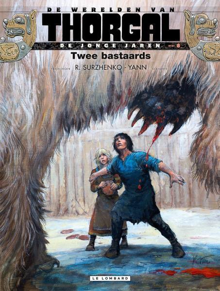 De werelden van Thorgal - De jonge jaren 8 Twee bastaards