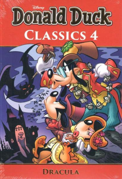 Donald Duck - Classics 4 Dracula