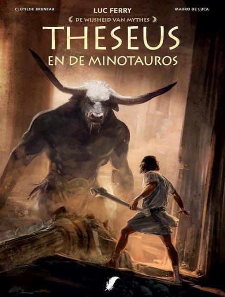 Theseus en de minotaurus 1 Theseus en de minotaurus