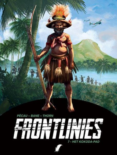 Frontlinies 7 Het Kokoda-pad
